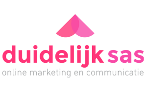 Duidelijk Sas - Online Marketing